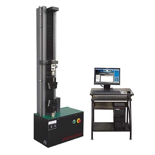 CMT-L Single Column Computer Control Electronic Universal Testing Machine
