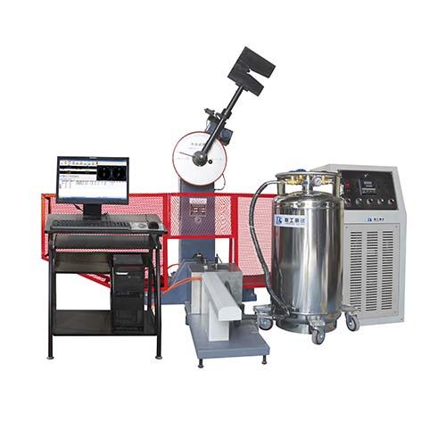 Ultralow-temperature Automatic Impact Testing Machine