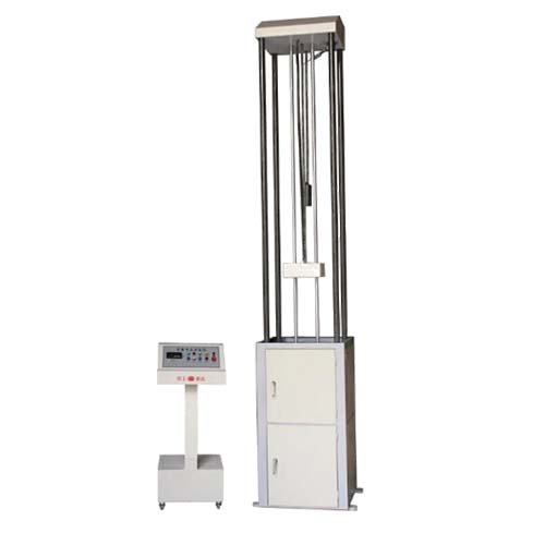 XJL Plastic Tube Drop Hammer Impact Test Machine
