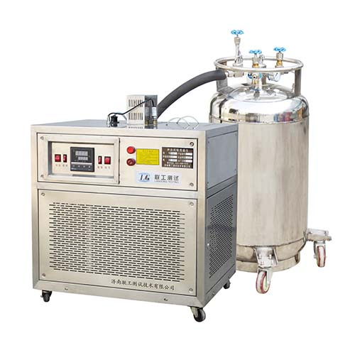 CDW-196 Impact Test Low-temperature Chamber