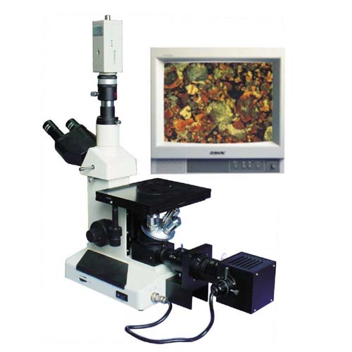 4XC Metallographic Microscope
