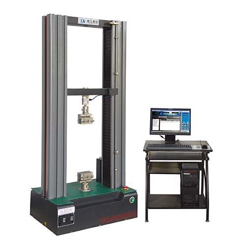 Microcomputer Control Spring Tension and Compression Testing Machine