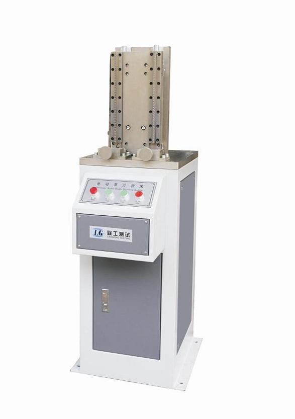 Technical solution for CSL-B impact specimen notched electric broaching machine