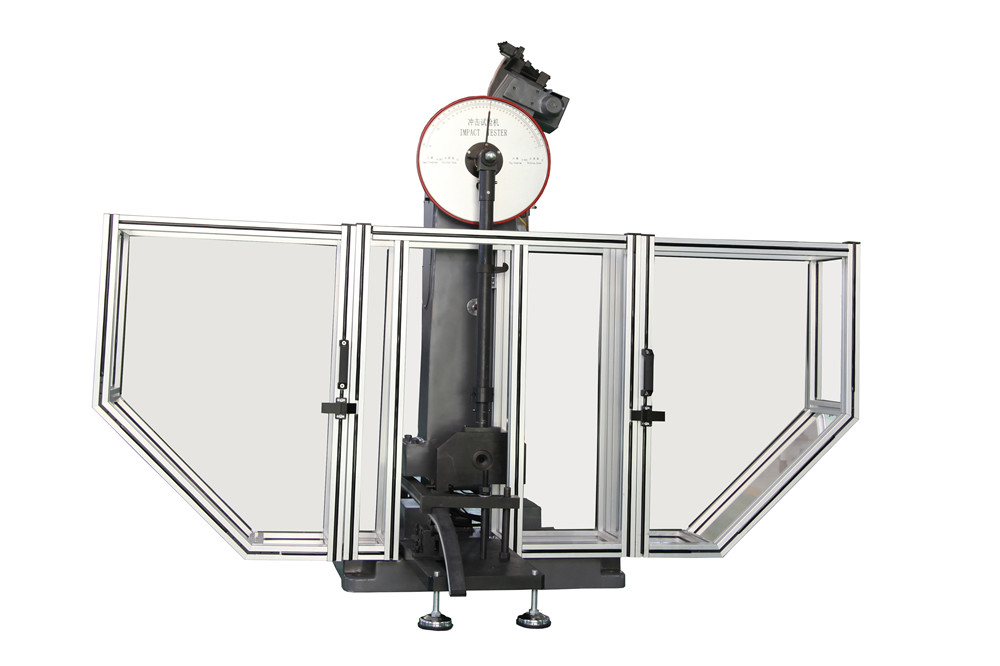 Special impact testing machine for pantograph dropping device that meets the national standard TBT1842.2