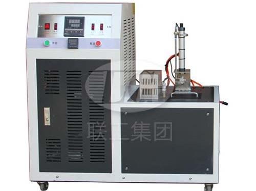 硫化橡胶低温脆性的测定