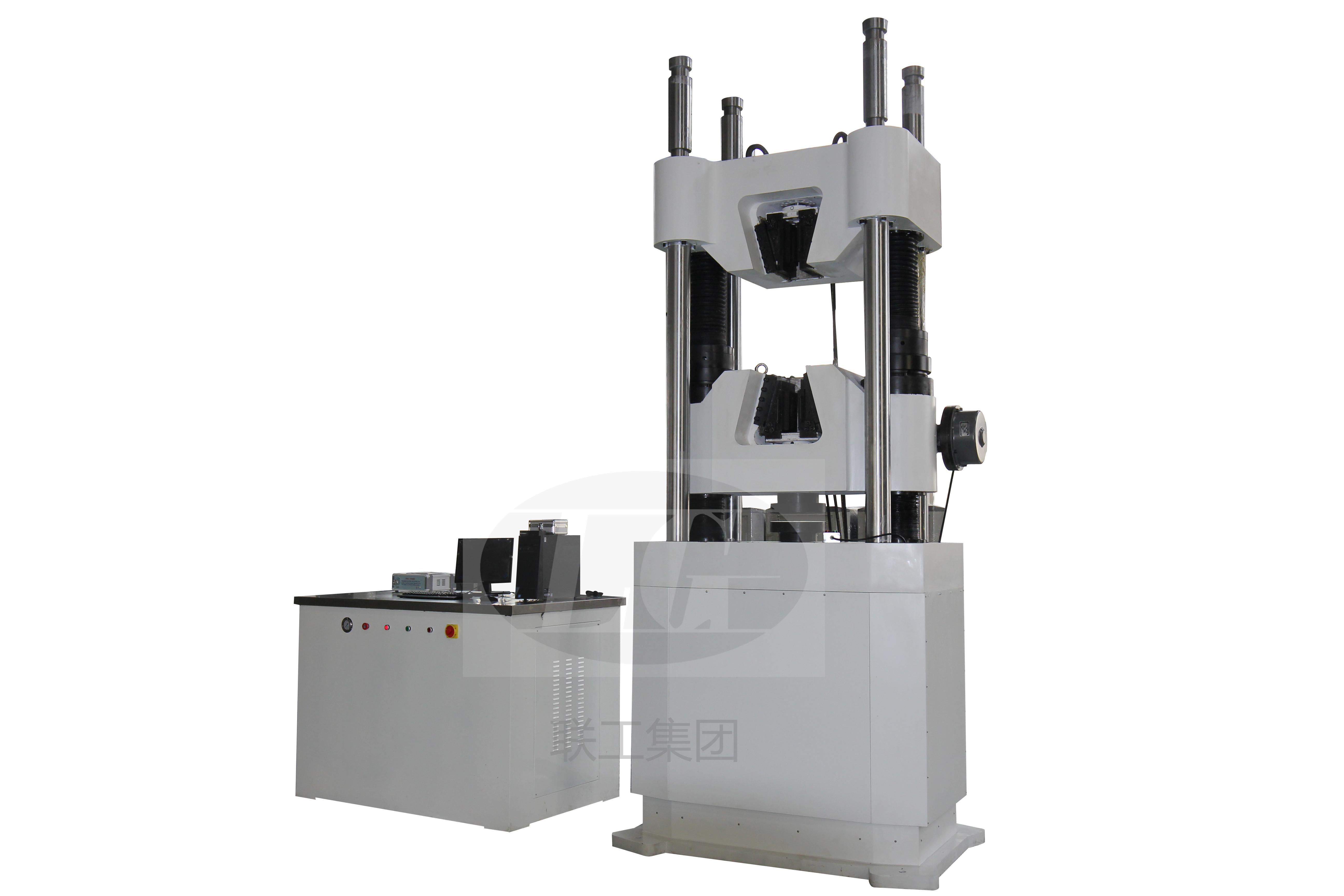 WAW-3000C微机控制电液伺服万能试验机