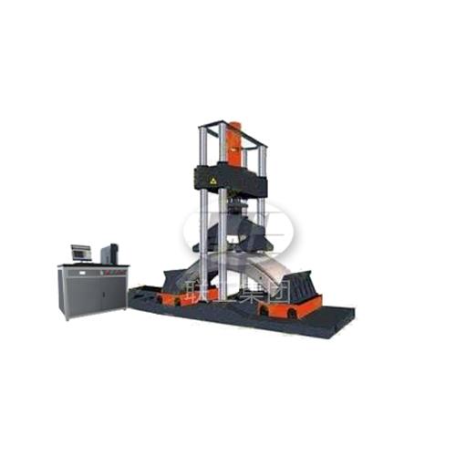 预制混凝土衬砌管片抗弯和拉拔试验机